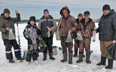 Итоги первого зимнего рыболовный фестиваль для инвалидов