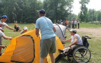 Туристическая тропа для инвалидов пройдет в сентябре в Ижевске