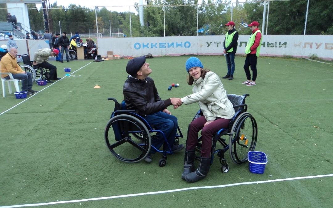 Осенний фестиваль инвалидов пройдет на стадионе «Купол»