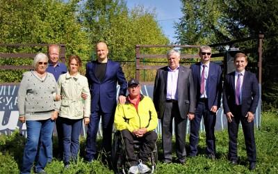 Пост-релиз: Туристическая тропа для людей с инвалидностью в СК Чекерил