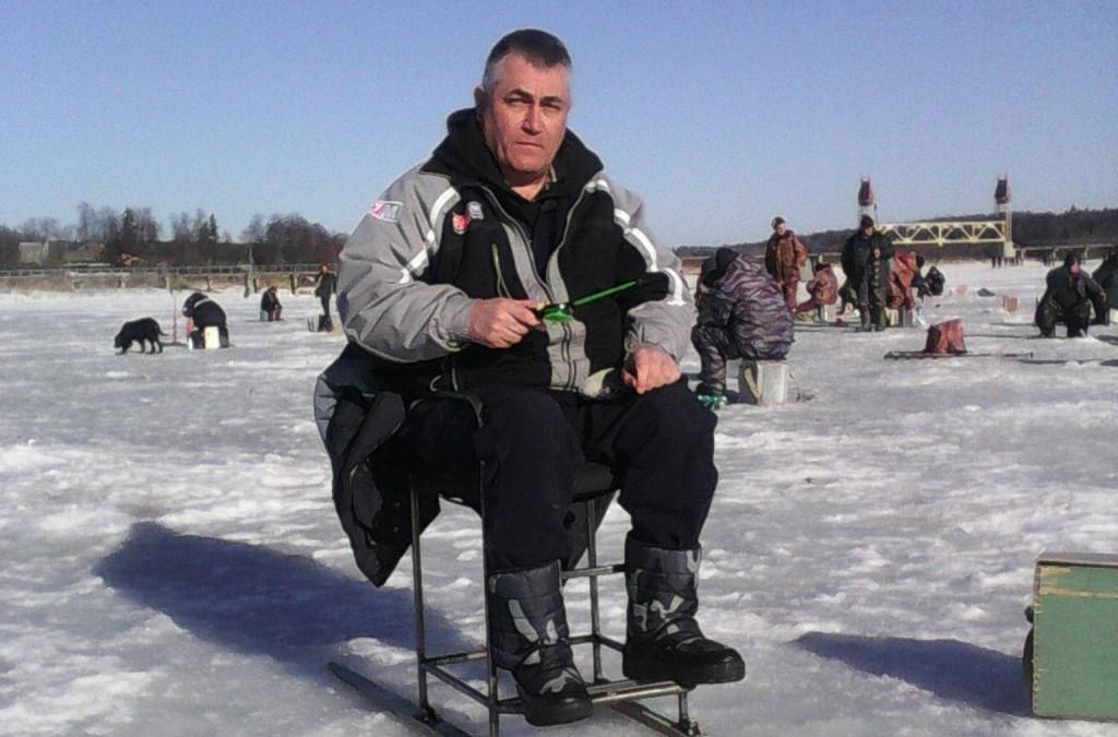 Республиканский рыболовный фестиваль для инвалидов по ловле рыбы со льда 2021