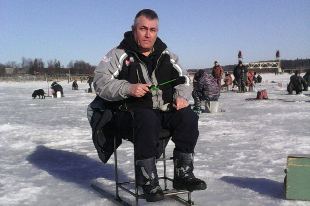 рыбалка-зима