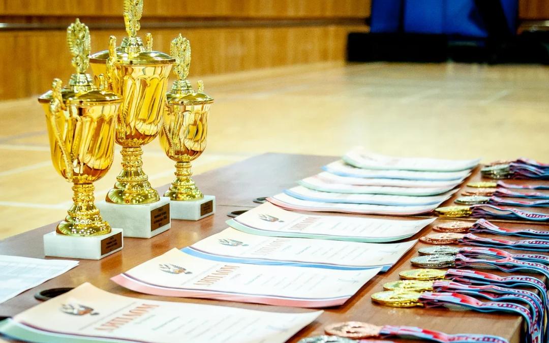 Сборная Удмуртии на Чемпионате России по Паралимпийскому бочча