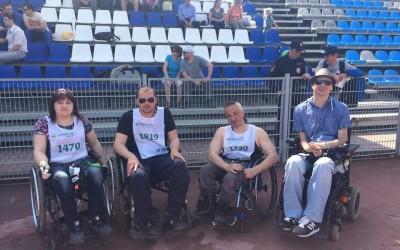 Зеленый марафон от Сбербанка прошел на стадионе «Купол»